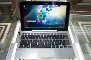 Samsung Series 5 Hybrid PC: tablet Windows 8 con tastiera magnetica, S-Pen e SIM card