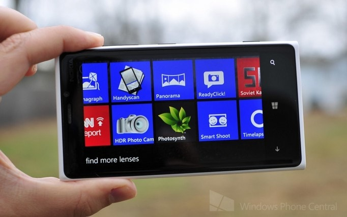 Photosynth for WP8