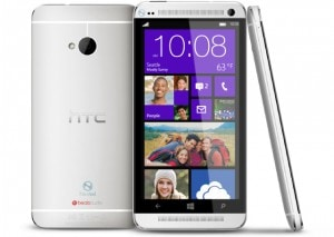 E se HTC One diventasse con Windows Phone?