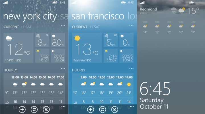 Weather-Flow-app