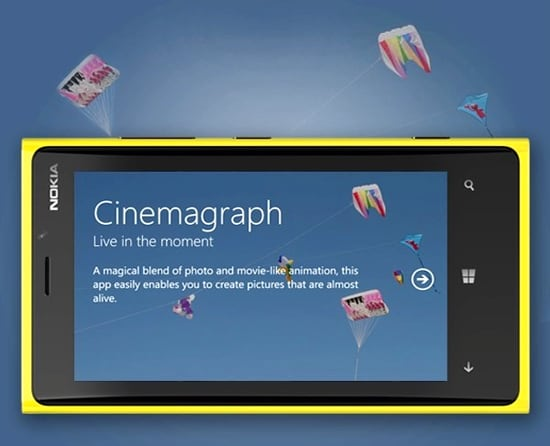 Lumia Cinemagraph
