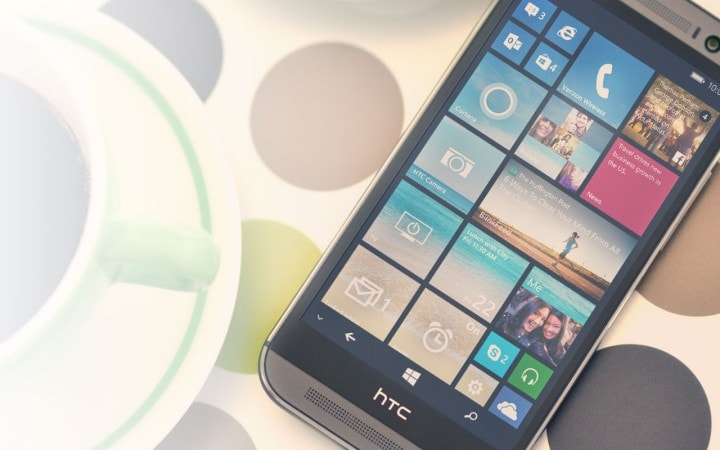 WP8 HTC One