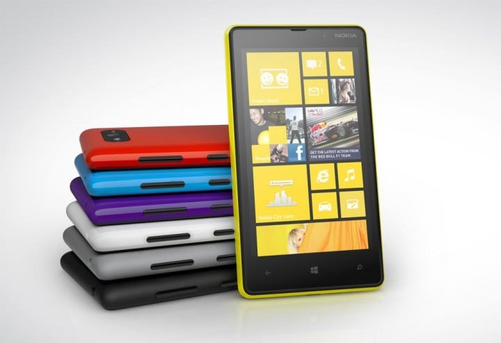 Windows Phone colorati