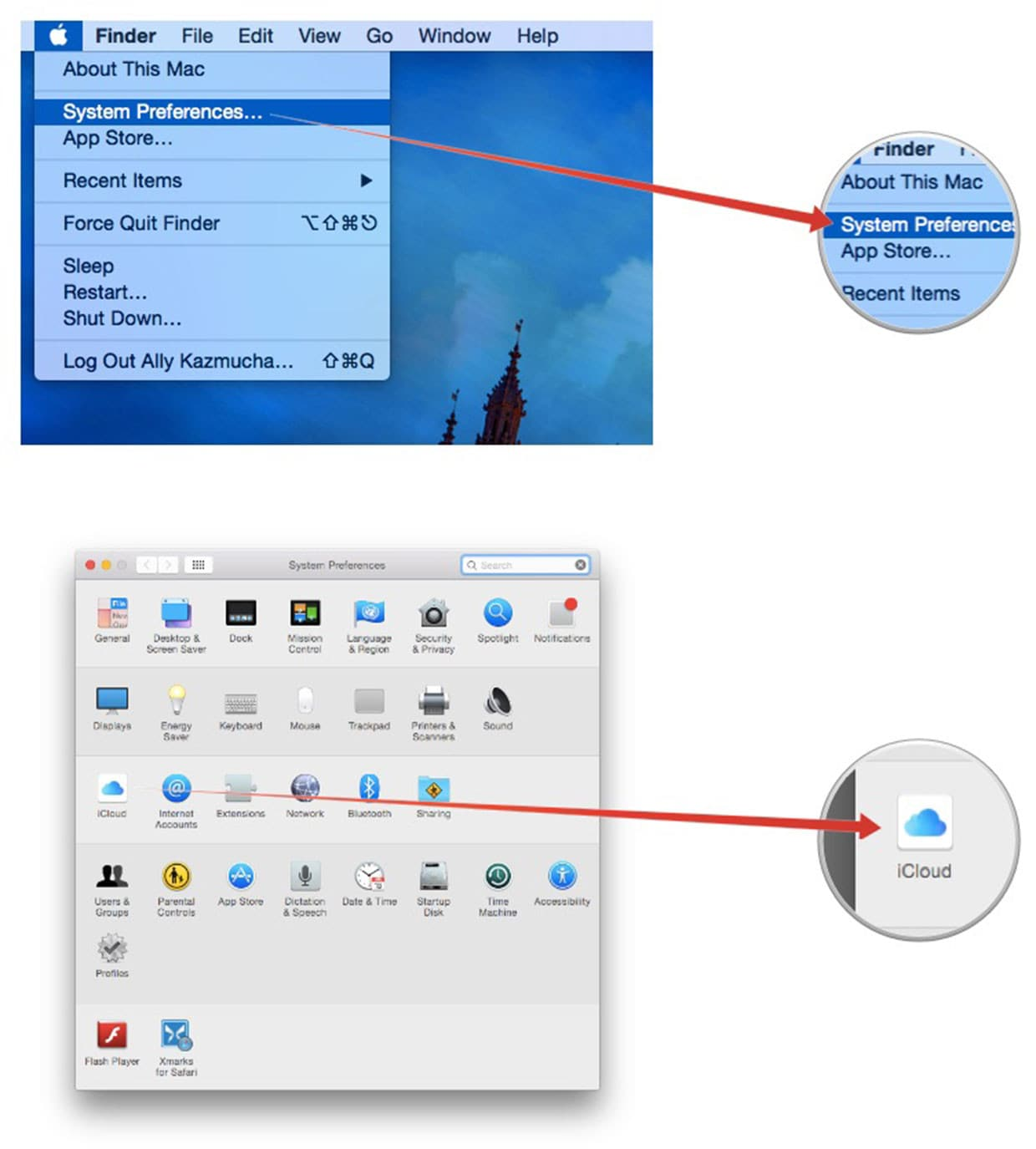 icloud_sync_yosemite_enable_howto1