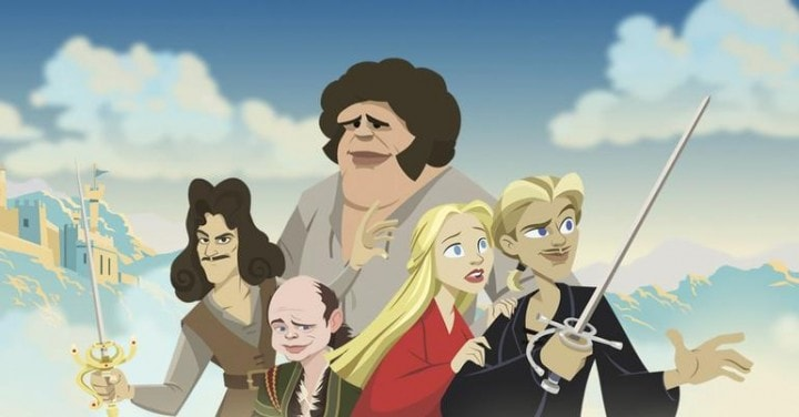 Princess Bride gioco iOS