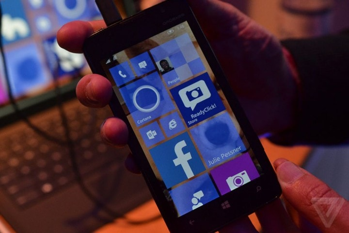 Windows 10 smartphone 5