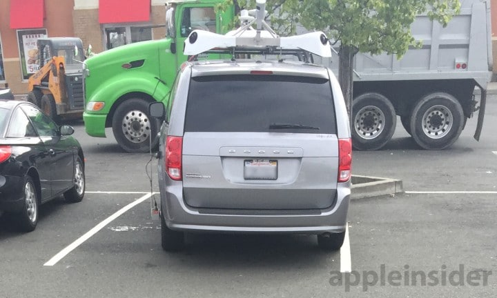 Apple Minivan 2