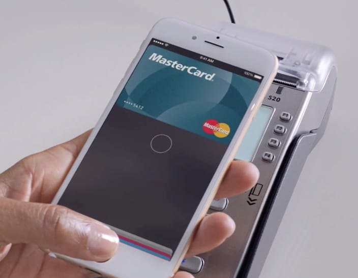 Apple Pay banche