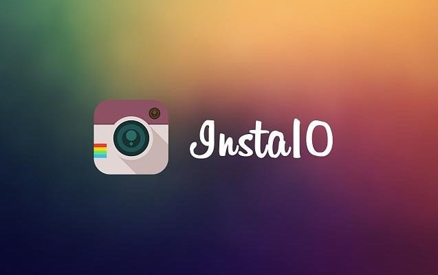 Insta10 per BlackBerry header