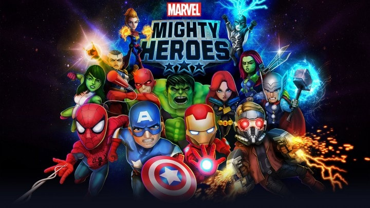 Marvell Mighty Heroes