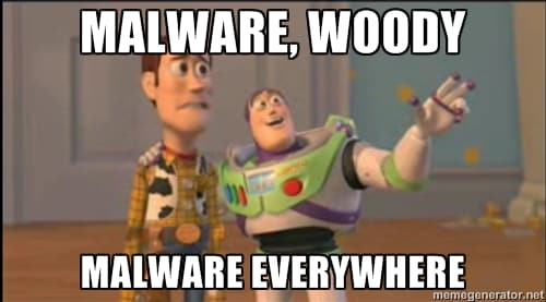 malware everywhere