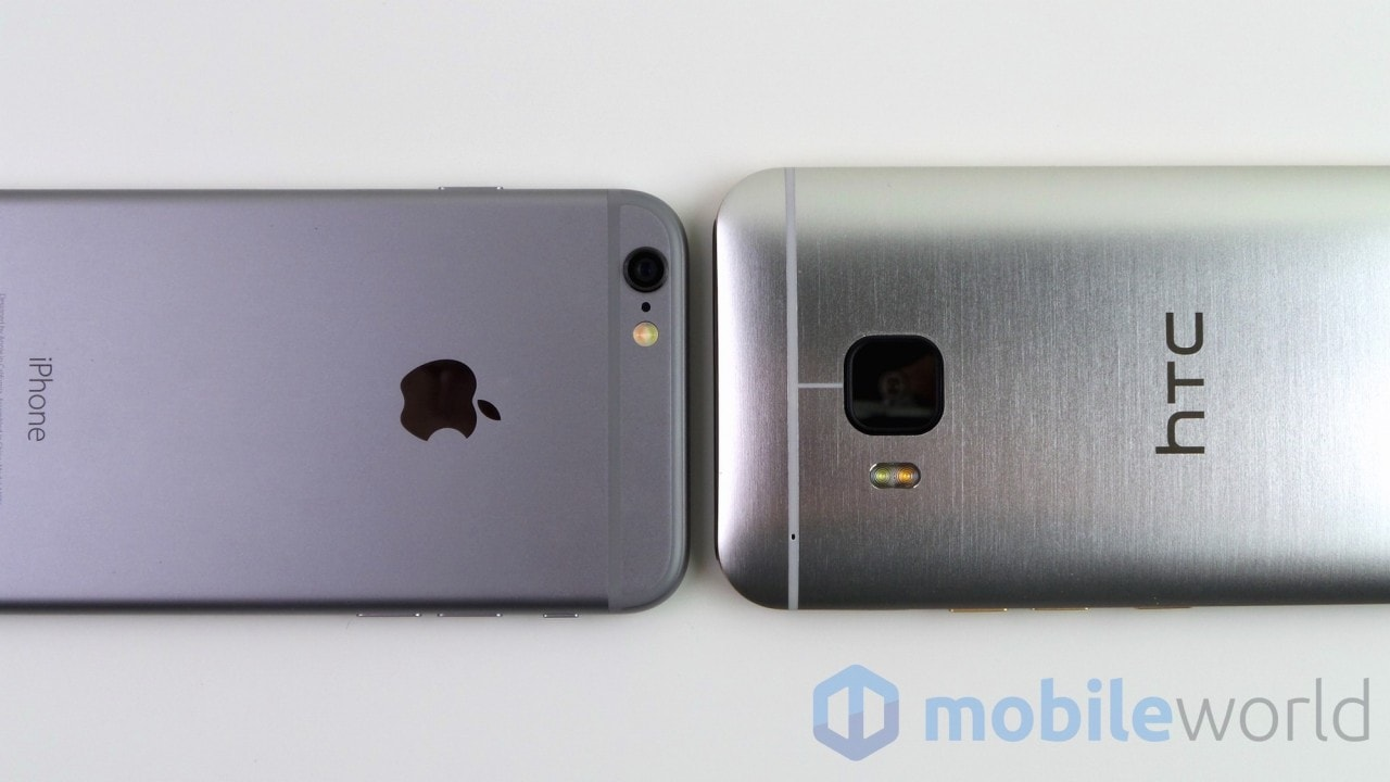 Apple vs HTC
