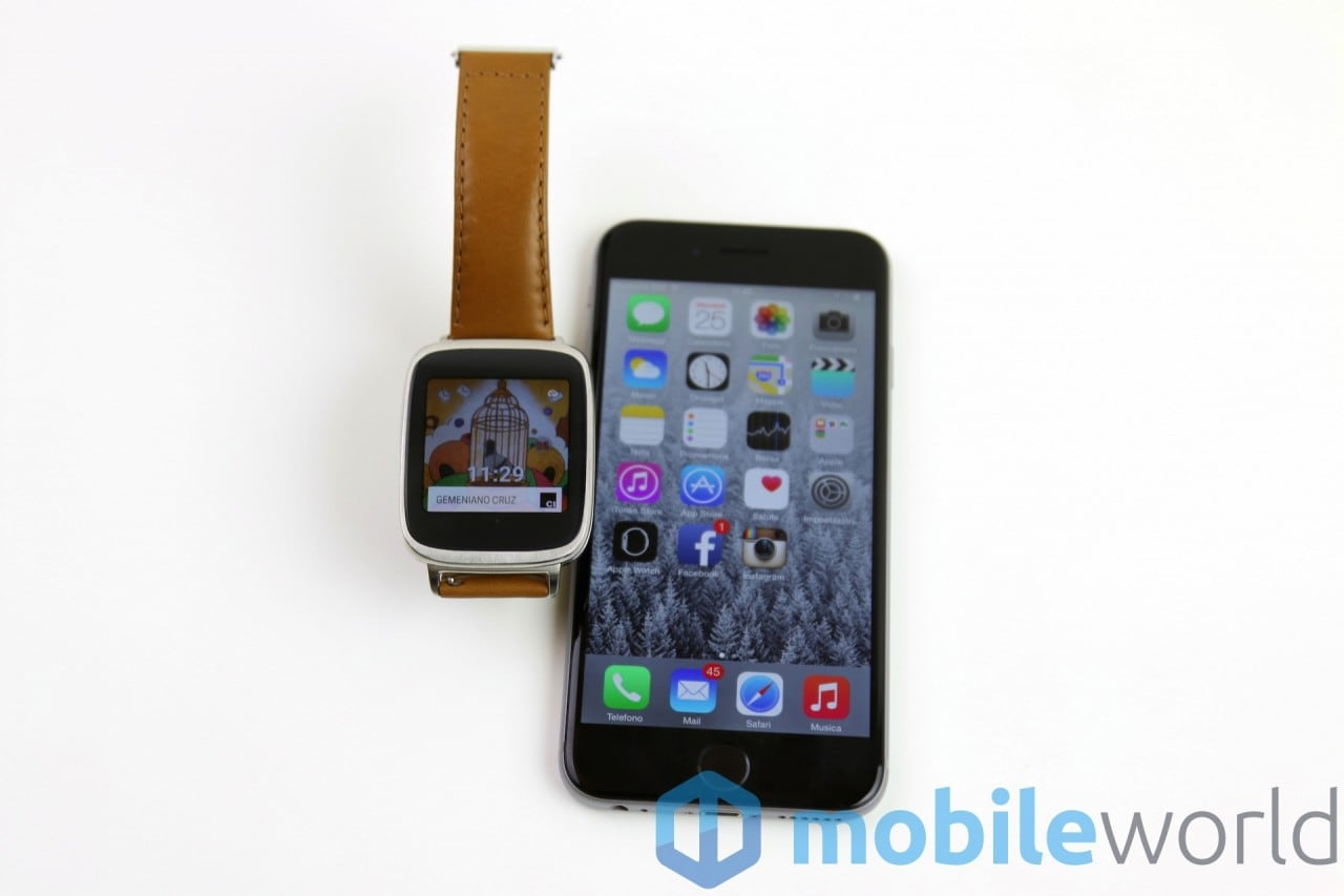 Android Wear iPhone final - 1