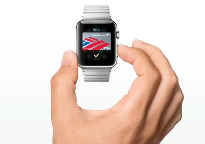 Apple Pay 18 banche