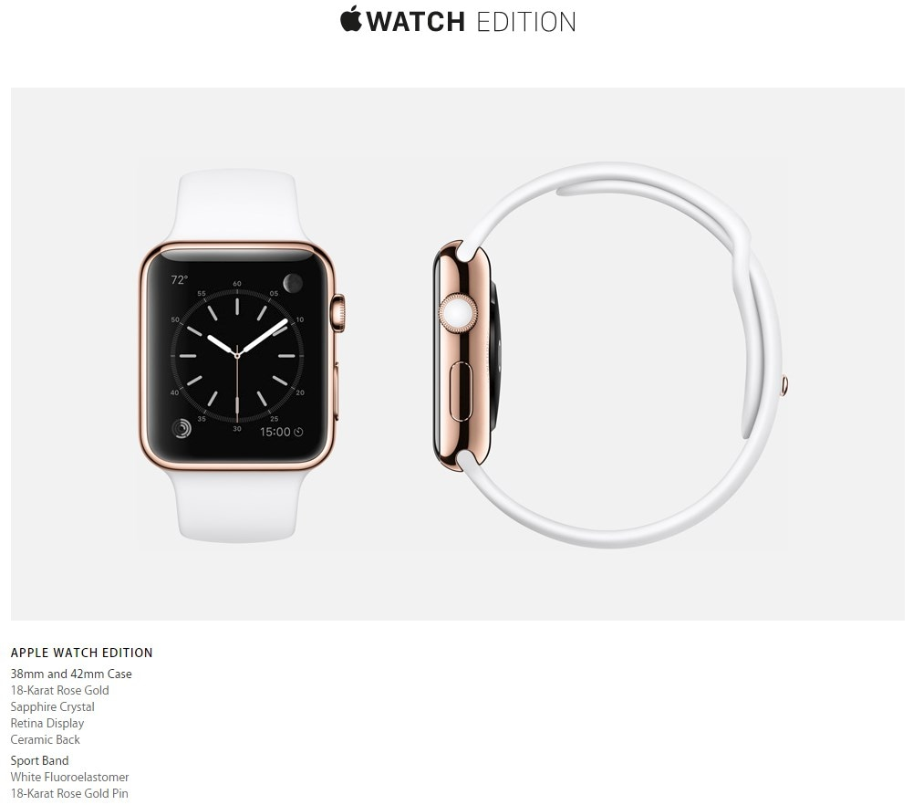 Apple Watch cassa cinturini17