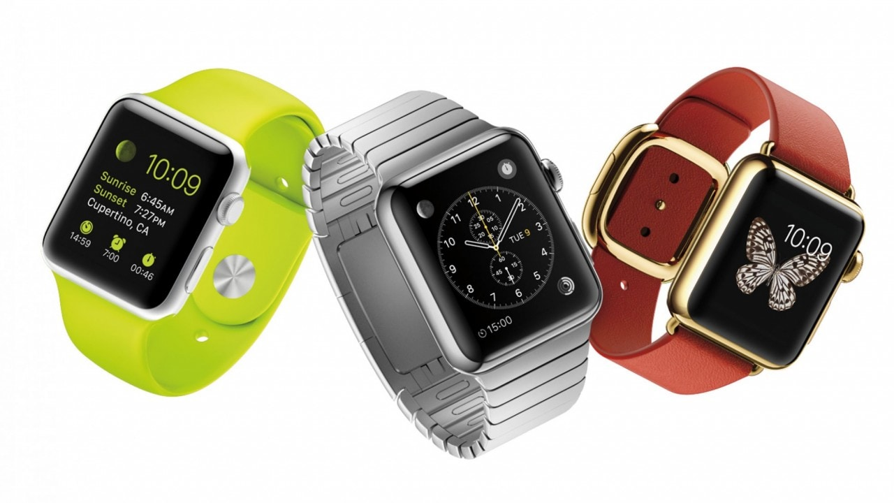 Apple Watch ufficiale