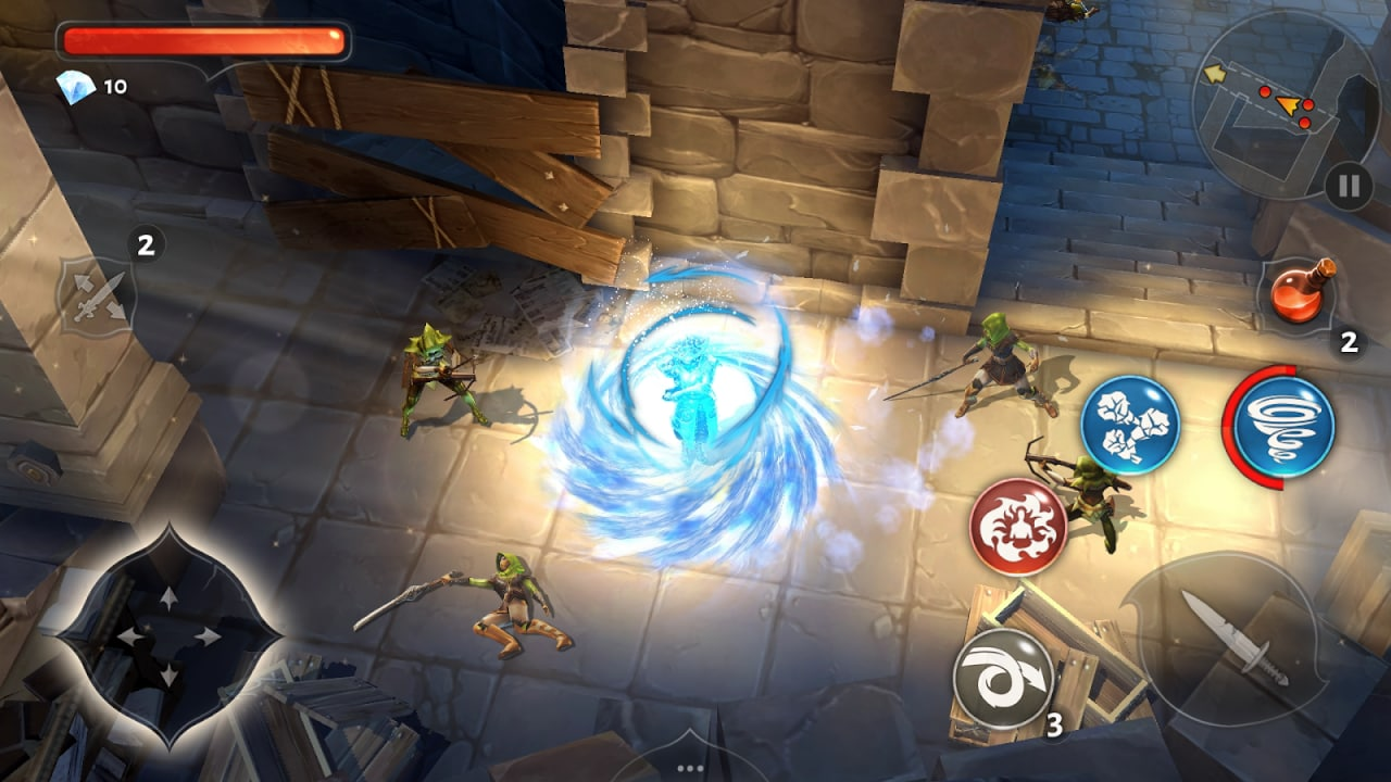 Dungeon Hunter 5 Android - 2