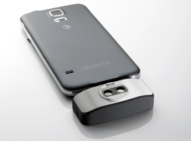 Flir One official render – 1