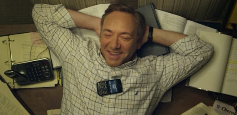Frank Underwood house of cards blackberry