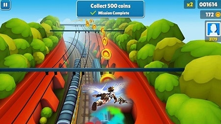 Kid Icarus Subway Surfers