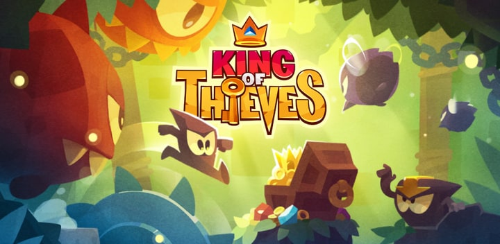 King of Thieves iOS Android (1)
