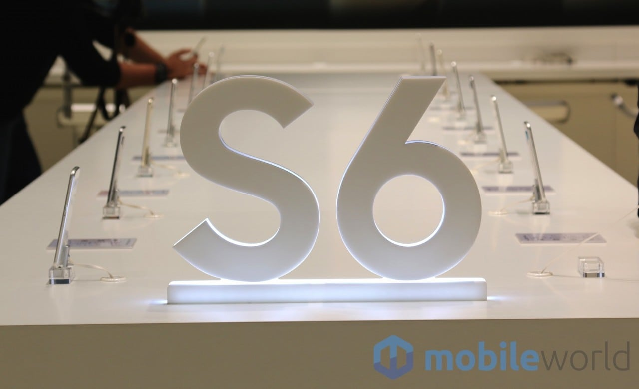Samsung Galaxy S6 logo final