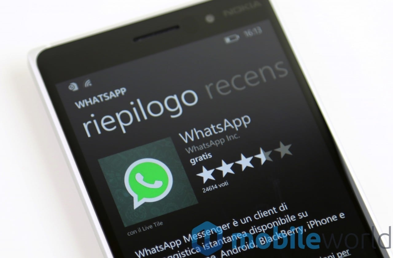 WhatsApp Lumia - 2