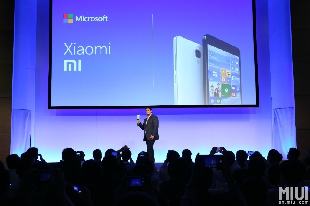 Xiaomi Mi4 Windows 10 - 1