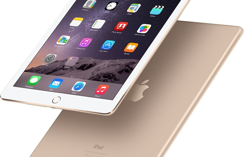 iPad Air 2 render