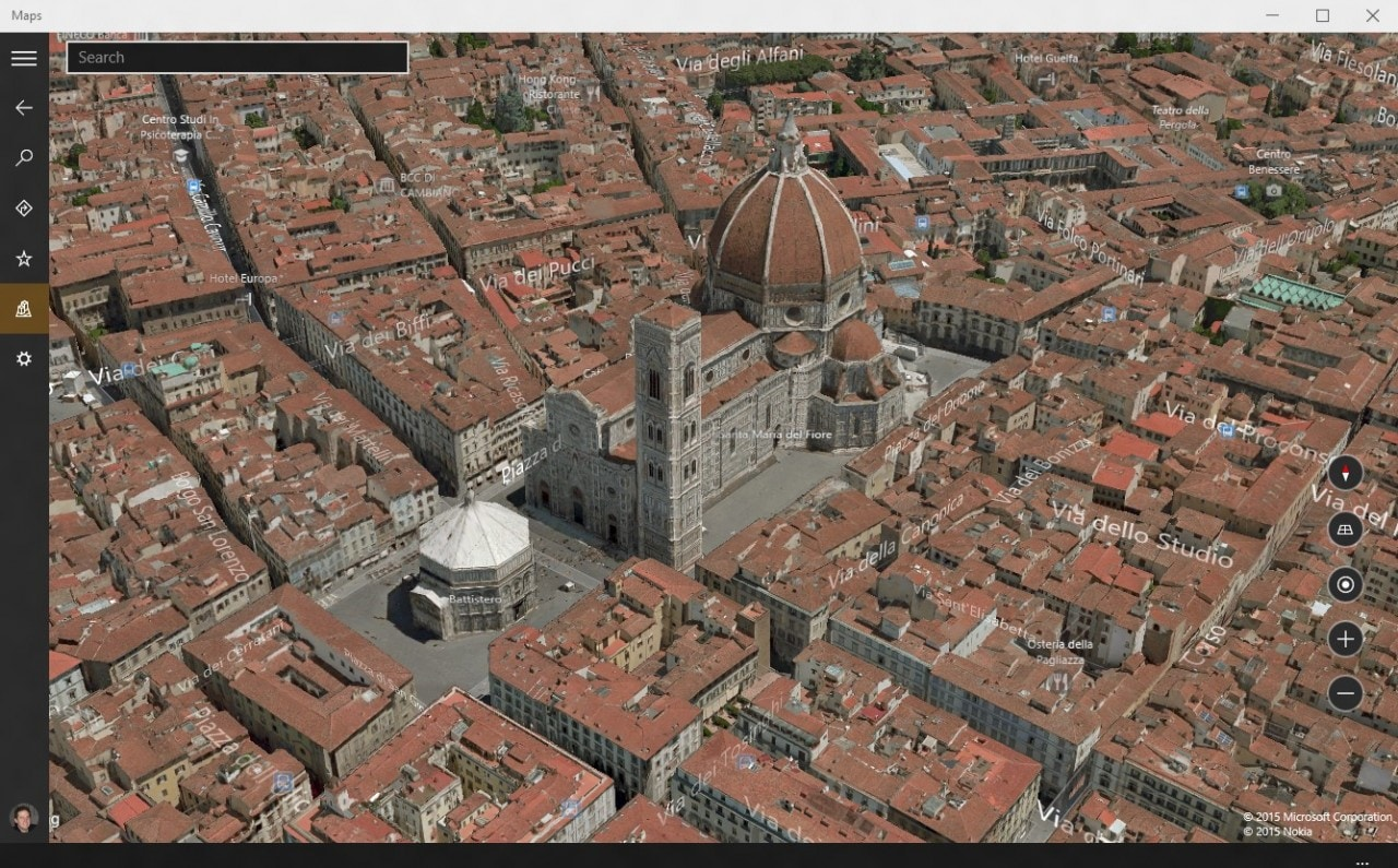 14-Florence-3D-Map-view