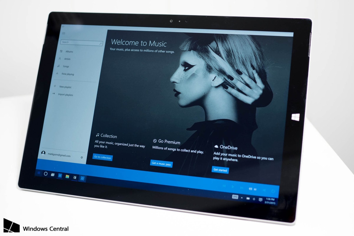 App Music Windows 10