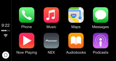 CarPlay audiolibri