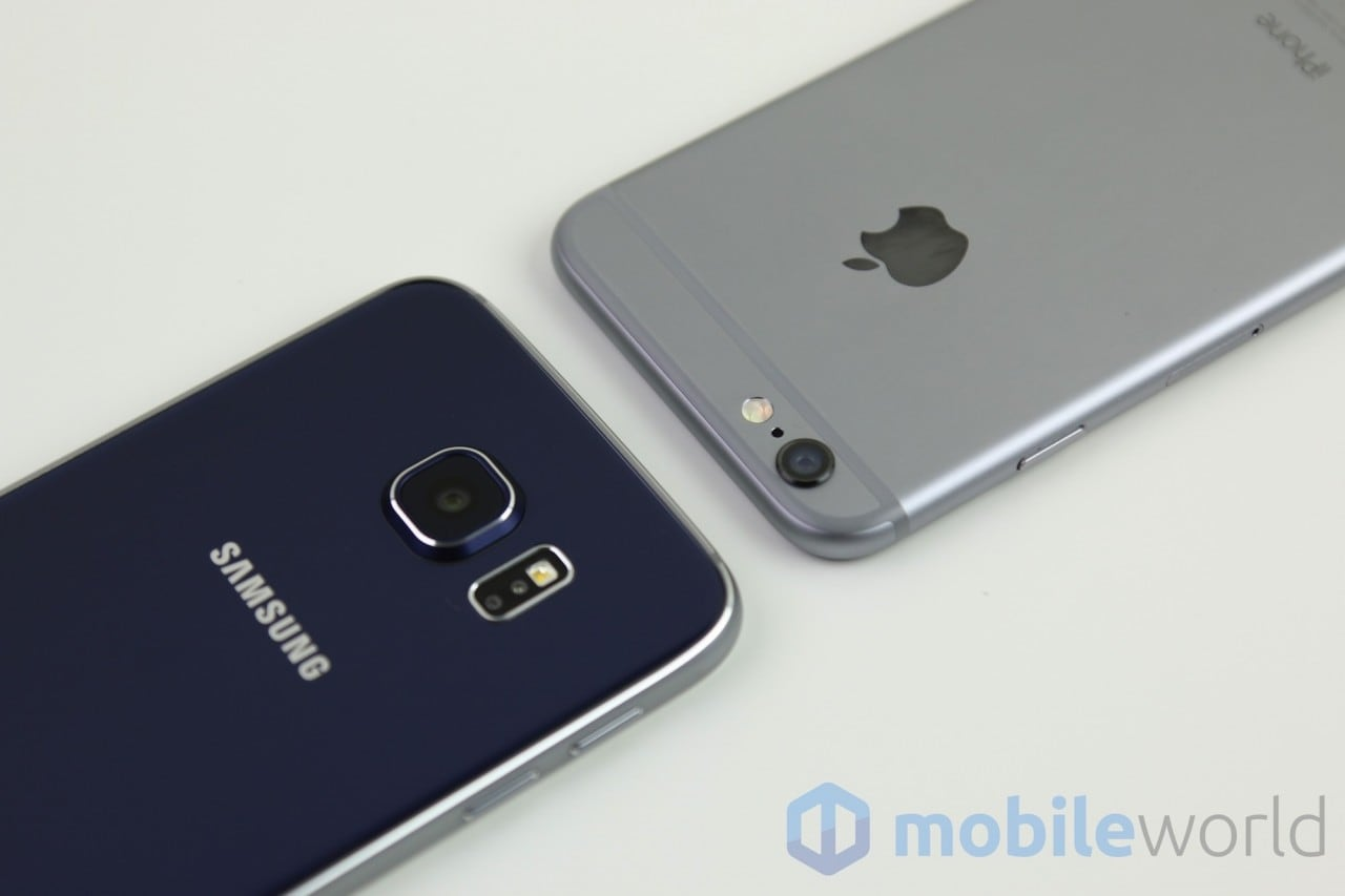 Confronto iPhone 6 - Galaxy S6  - 11