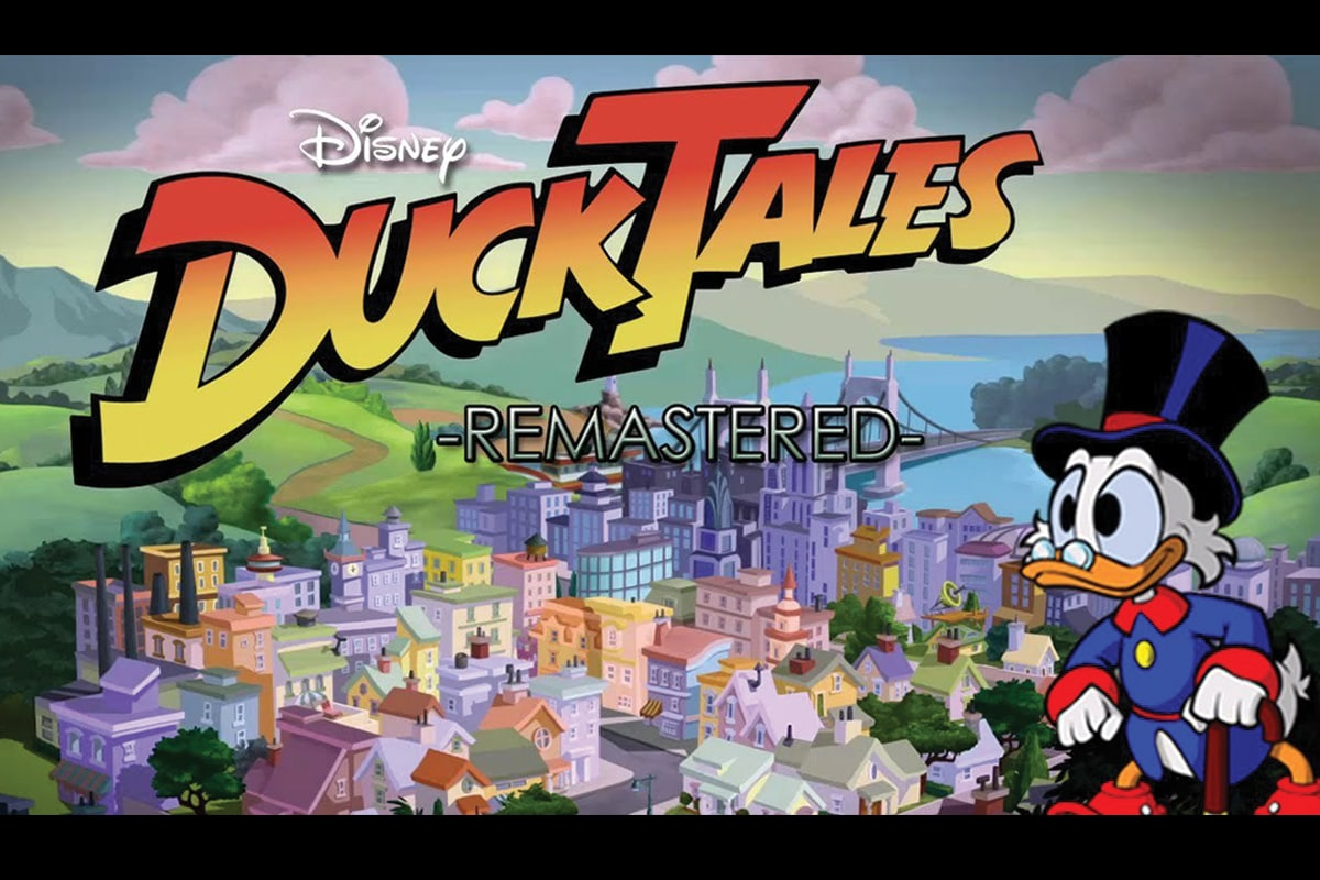DuckTales Remastered Copertina