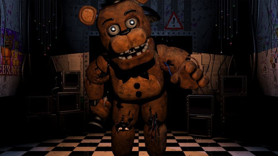 Five Nights at Freddy's conquista YouTube