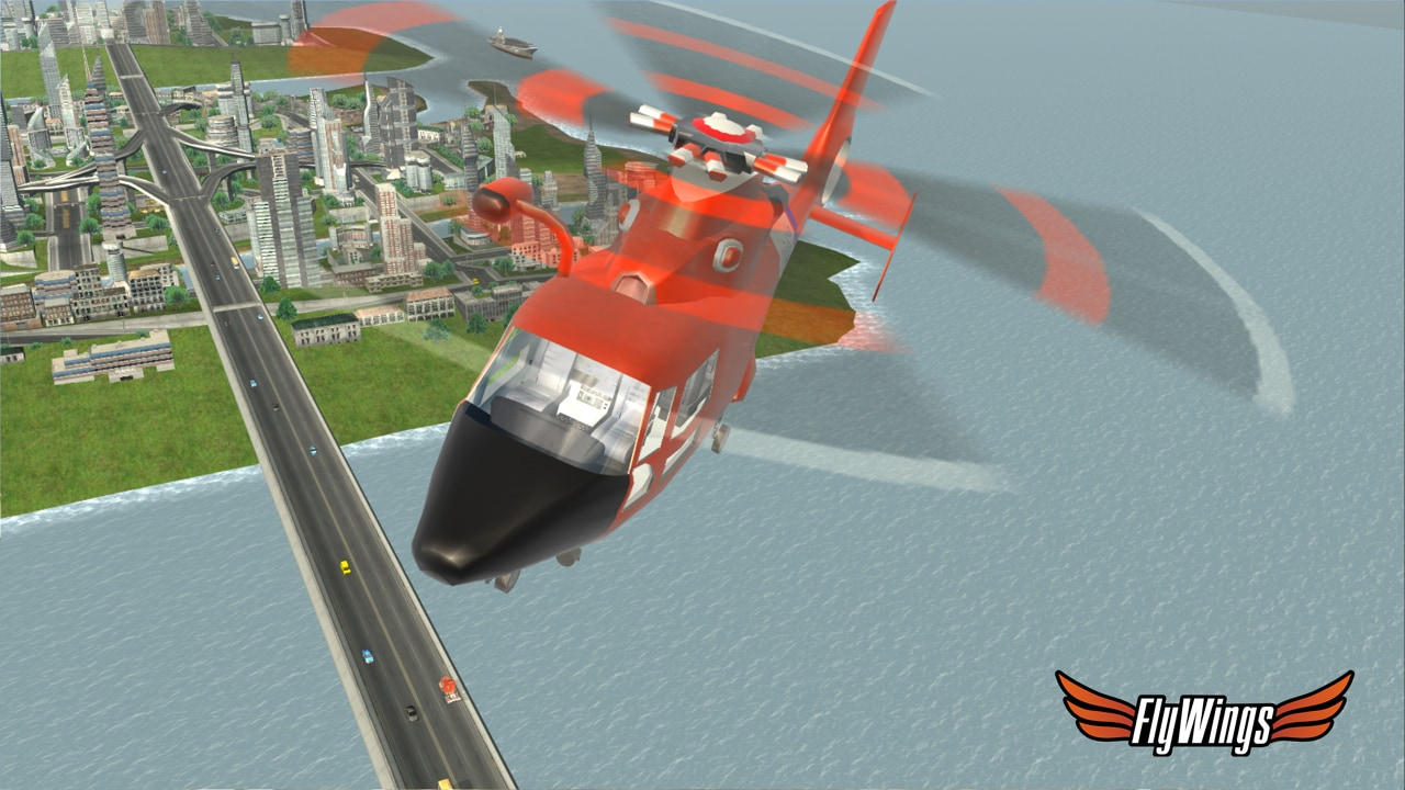 Helicopter Simulator 2015 Free - 1