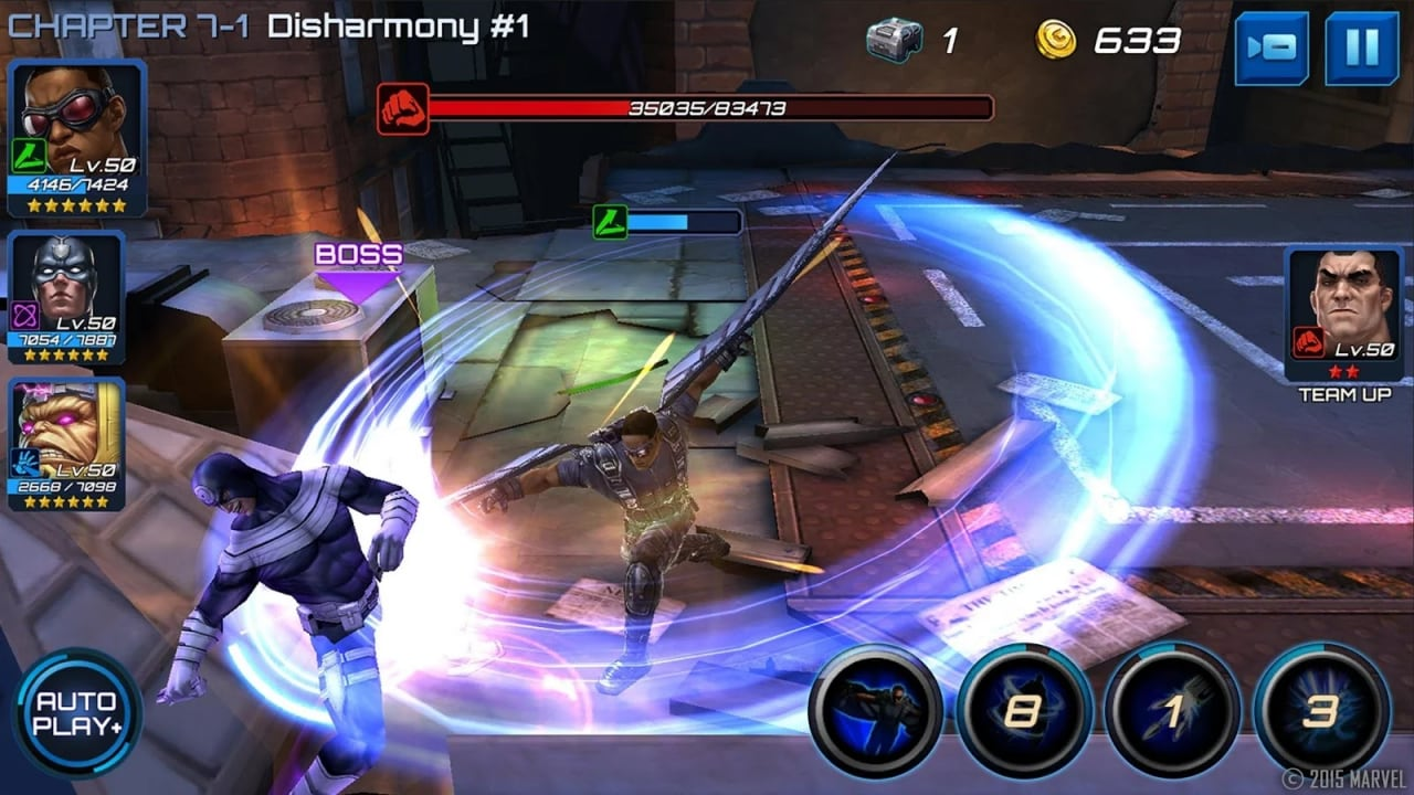 MARVEL Future Fight - 2