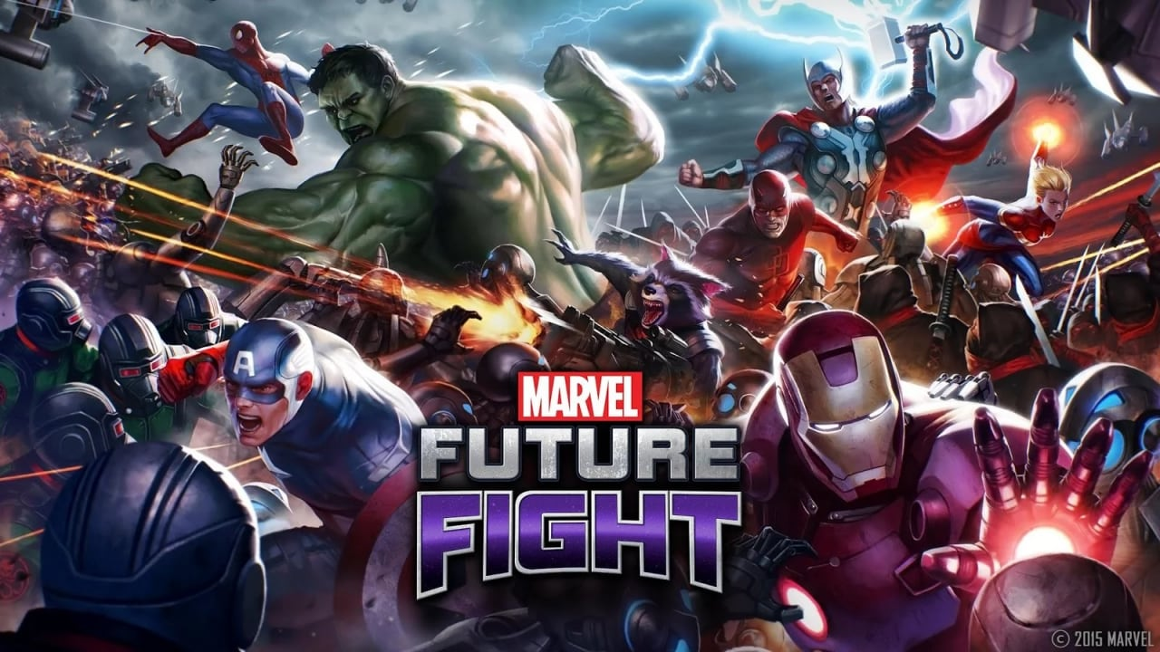 MARVEL Future Fight Copertina