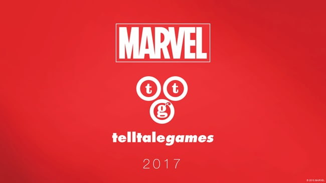 Marvel Telltale Games - 1
