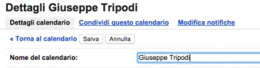 Sincronizza Calendario Gmail Outlook Windows Phone - 2