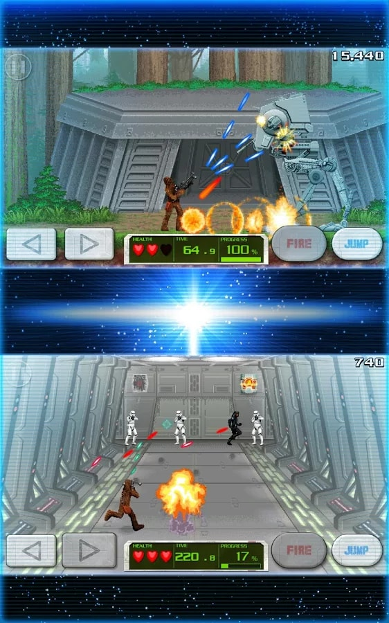 Star Wars Contra Chewbacca – 1