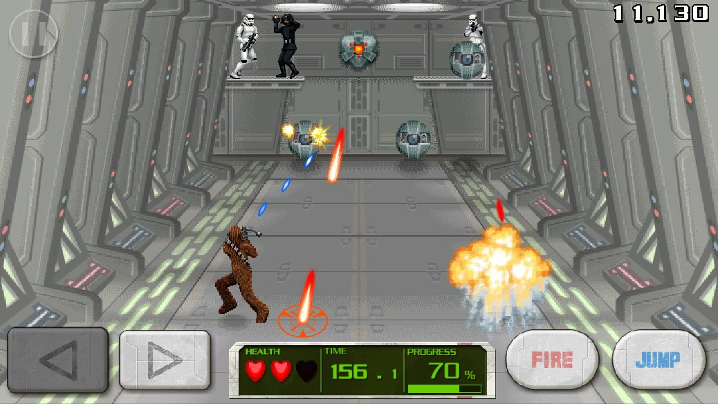 Star Wars Contra Chewbacca – 3