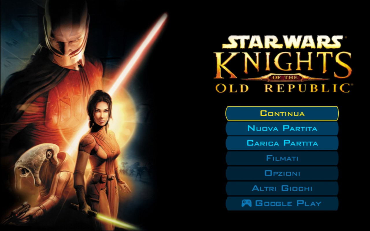 Star Wars Knights of the Old Republic -