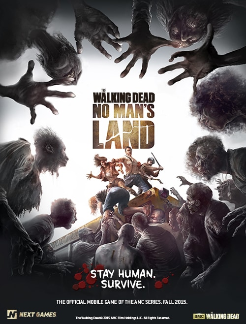 The Walking Dead No Man's Land – 3