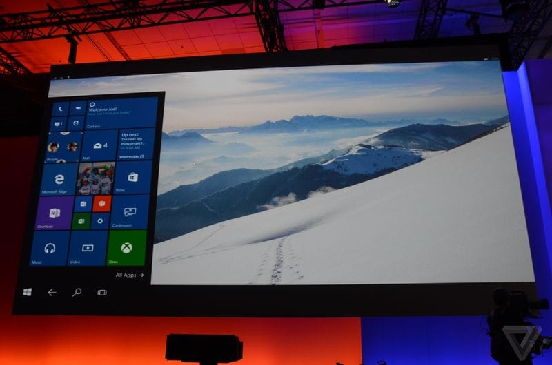 Gli smartphone Windows 10 sono in realtà dei PC (video)