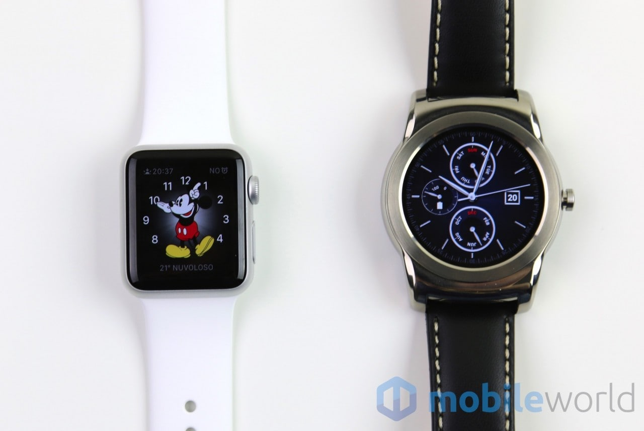Android Wear vs Watch OS  - 2
