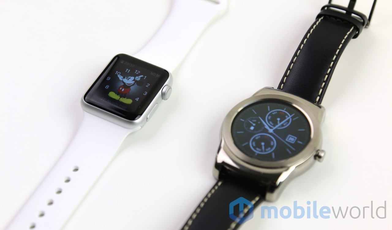 Android Wear vs Watch OS  - 3