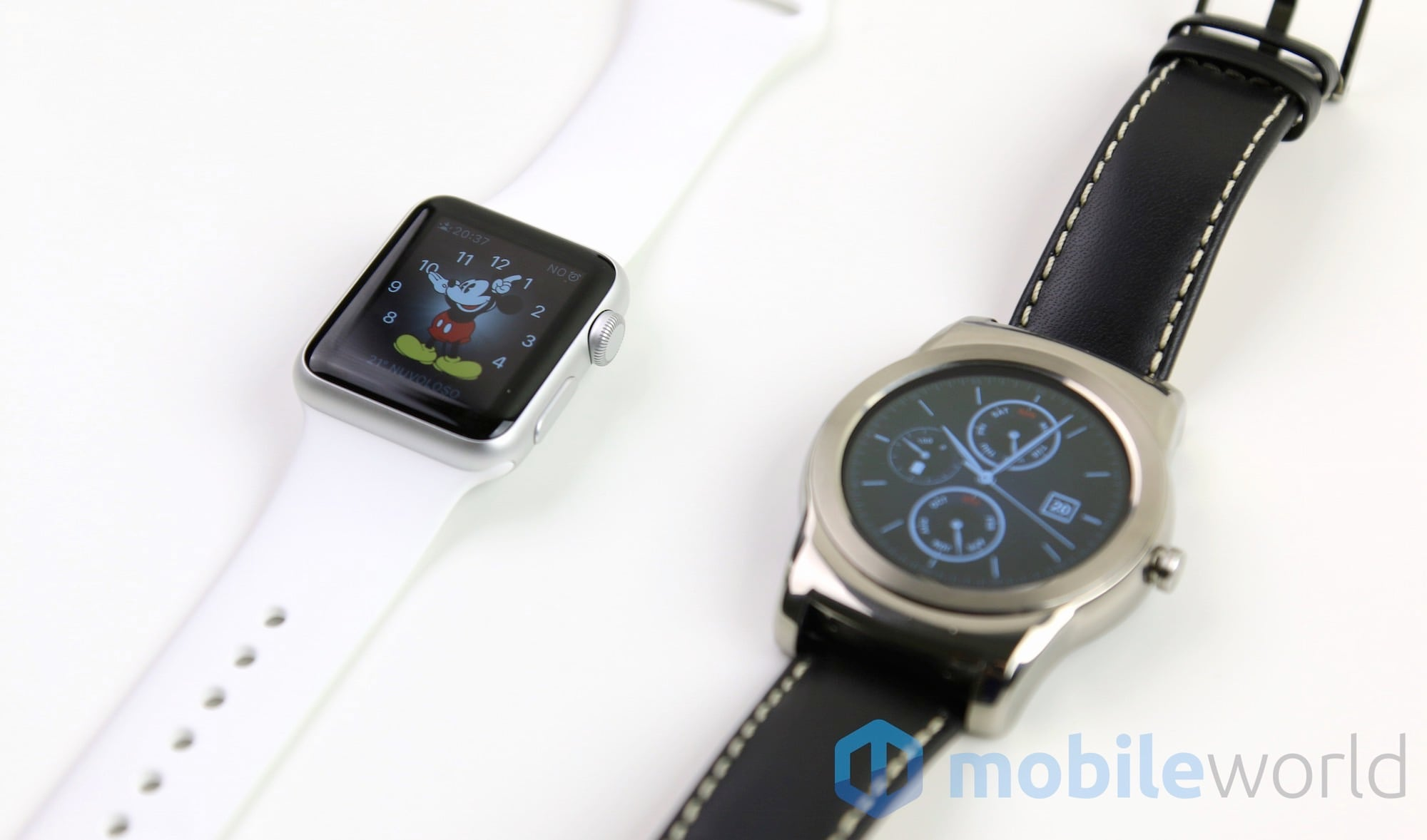 Android Wear vs Watch OS  – 3