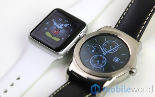 Android Wear vs Watch OS  - 4