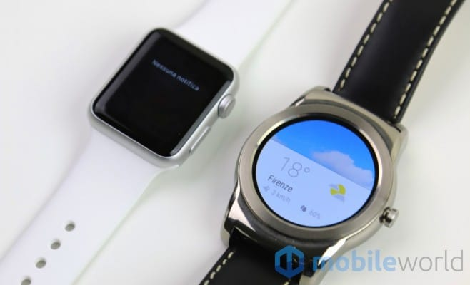 Android Wear vs Watch OS  - 6